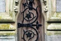 Doors & Portals / by Linda Sweigart