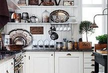 Kitchens / by Monica Brito Fitness