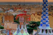 Barcelona, Spain / Beautiful! / by Mary White
