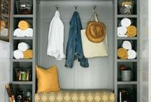 Entry way and mudrooms / by Monica Brito Fitness