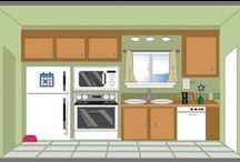 Kitchen / Kitchen tips from Mr. Handyman!