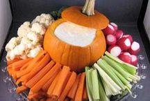 Fall~Halloween~Thanksgiving **Food & Drink*