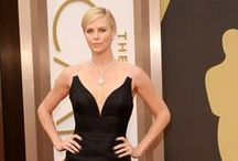 Best Dressed Oscars 2014 Red Carpet
