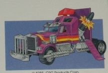 M.A.S.K. Toys and Rarities / Toys, collectibles, and other rarities from the 1980s M.A.S.K. line from Kenner.