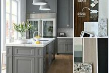 kitchens / by Mary Pinner Reeves