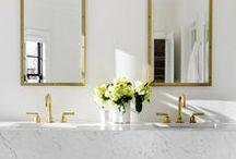 BATHROOM DESIGN / Modern bathroom design ideas