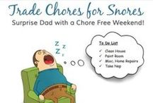 Father's Day Wish List / Great ideas for that special dad on your wish list.