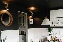 DINING ROOM / Modern dining room design ideas