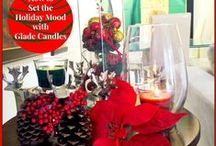 Holiday Decor Mood / Ideas to set the Holiday mood, from decorations to recipes / by Tania Luviano
