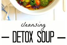Soup Full Living Recipes / In a bowl or a cup, nourishment can be had all year round.