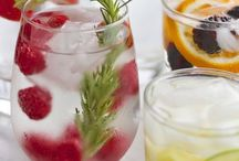 Infused Water Recipes / Simple recipes to stay hydrated and feel like you live at a spa every day.