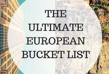 [TRAVEL] EUROPE