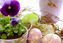 Spring Flings and Easter Things / by Mary Beth Burrell