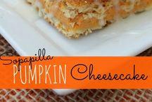 Peter, Peter, Pumpkin Eater.. / pumpkin recipes / by Mary Beth Burrell