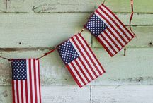 Yankee Doodle Dandies / inspiration for the 4th of July... / by Mary Beth Burrell