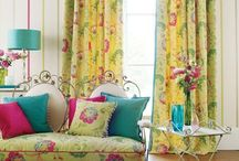 ~Colorful Chic Decor~ / by Cathy