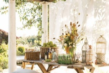 outdoor spaces / by Heather Alp