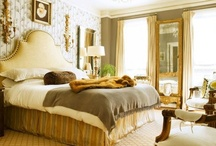 Beautiful Bedrooms / Get inspired by there opulent and extravagant bedrooms.