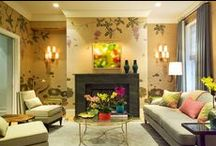 Living Room Inspiration! / Get inspired to create a well-styled living space.