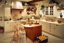 Kitchen Design Ideas / Look through and unfold beautiful dream kitchens.