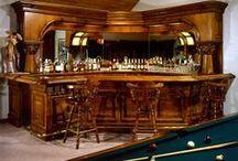 Home Bars / Stash away all your stock stylishly!