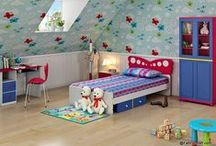 Girl's Room Decoration! / Get inspired and create an overwhelming & pretty room setting.