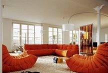 Tangerine Tango / A color that adds sophistication and drama to your living.