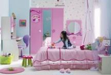 Kids Room / Create a décor that your kids fall in love with.