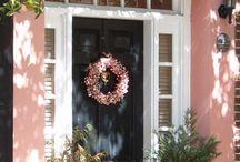 Charleston ~ Homes / by Cathy