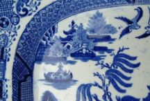 ~Blue and White~ / by Cathy