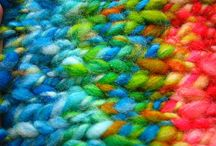 Colour Study / Images of colour tone used for crochet inspirations. / by Duncan Usher-McGee