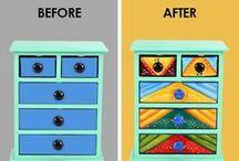 DIY Home Decor Tips! / Interesting DIY ideas for your home decor. Go creative!