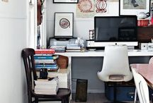 An Entrepreneur's Home Office / Ideas for designing my home office if I had one. / by Marissa