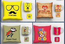 Father's day gifts from FabFurnish.com / Spoil him for a change!  Surprise and delight your #dad with these #gifts for he means the world to you -> http://bit.ly/ForYourDad