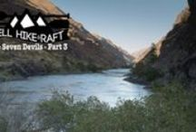 Hell Hike and Raft / Idaho. Seven Devils. Hell's Canyon. Bring it.