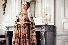 AW14 Inspiration / For Autumn / Winter 2014 Olivia von Halle was inspired by the incredible opulence of Russia in the early twentieth century.  www.oliviavonhalle.com