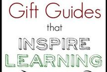Gift Ideas for Kids / A collection of ideas for creative and educational gifts for kids!
