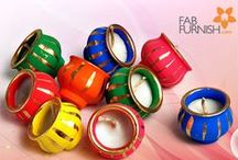 Fabulous Diwali Picks from FabFurnish.com! / This Diwali, let your house shine the brightest! Choose from the exciting range of offerings and deck it up. Order now: http://www.fabfurnish.com/gifts/diwali/?q=gifts
