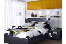 Guest Bedroom / by Johanna Vining