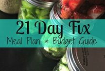 21 Day Fix Food & Tips
