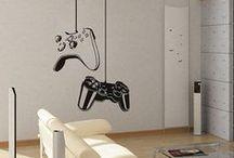 Game Room / by Johanna Vining