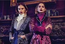 THE BUCKINGHAM COLLECTION / Fusing the familiarity of the classic with muted pastel shades, opulent jewel tones and a dash of glamorous abandon, The Buckingham Collection is timeless yet thoroughly modern. Giving a nostalgic nod to the nonchalant, eclectic style of those original British eccentrics, the collection sees intricate prints, developed from original hand-painted patterns archived since the 1920s, adorn signature silhouettes and three inimitable new styles.