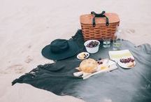 Picnics / I simply love nature, sun and good food! Picnics, finger food recipes, simple recipes, food on the go, bbq recipes and more.