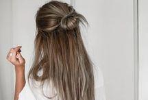 hairs / by krystal espeland