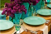 Entertaining / Ideas for making your party special  / by Mariah Bridges