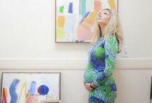 B U M P / Maternity inspiration for stylish expectant mothers / by Sarah Kyle {Lady Go Lightly}