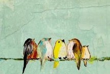 Art Inspiration / by Cindy MrsJoyfulJones