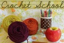 crochet / by Cindy MrsJoyfulJones