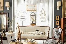 Eclectic Homefires / decor and ideas for the home / by Laura Castle