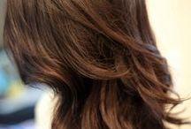 hairhairhair / by Katherine Kiowski